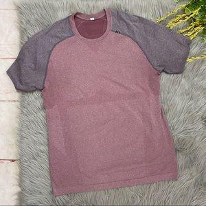 Lululemon Athletica Short Sleeve Crewneck Shirt M